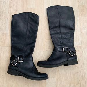 Lucky Brand Riding Boots 8